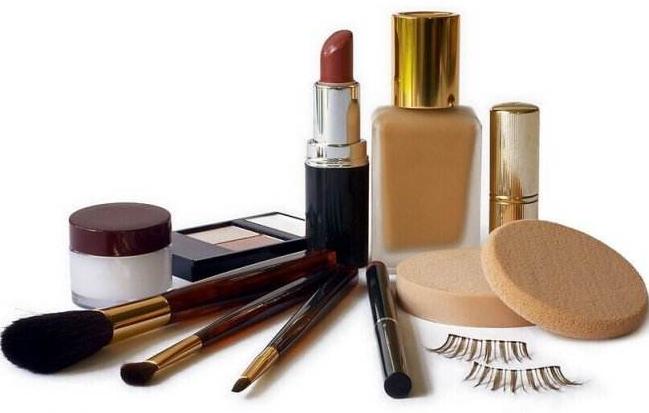 化妆品质检报告